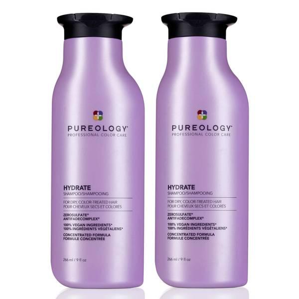 Pureology Hydrate Shampoo Duo 2 x 266ml