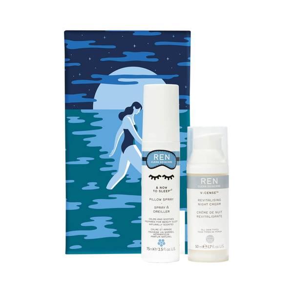 REN Clean Skincare Scent to Sleep Set