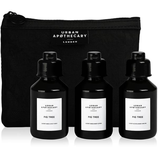 Urban Apothecary Fig Tree Luxury Bath and Body Gift Set (3 Pieces)