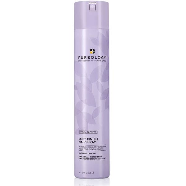 Pureology Style and Protect Soft Finish Hairspray 312g