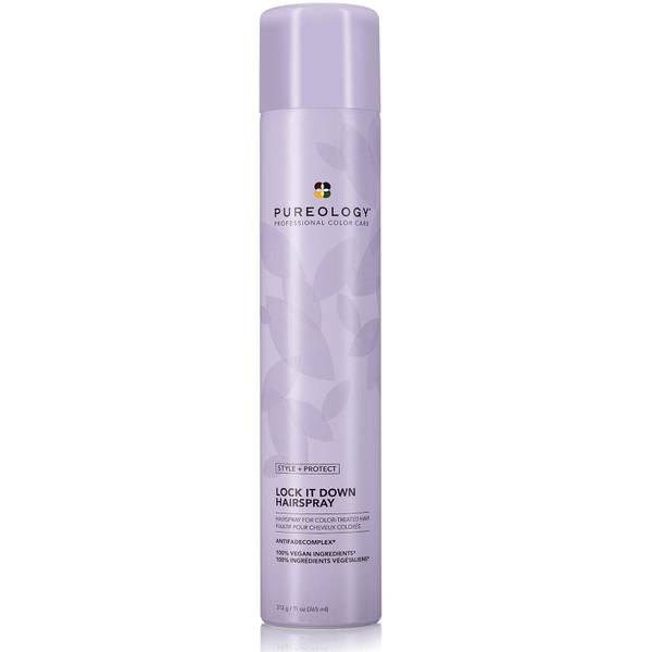 Pureology Style and Protect Lock it Down Hairspray 312g