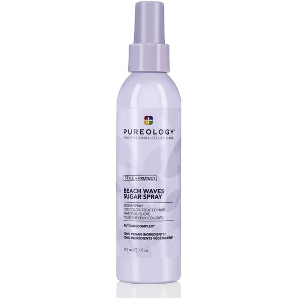 Pureology Style and Protect Beach Waves Sugar Spray 170ml