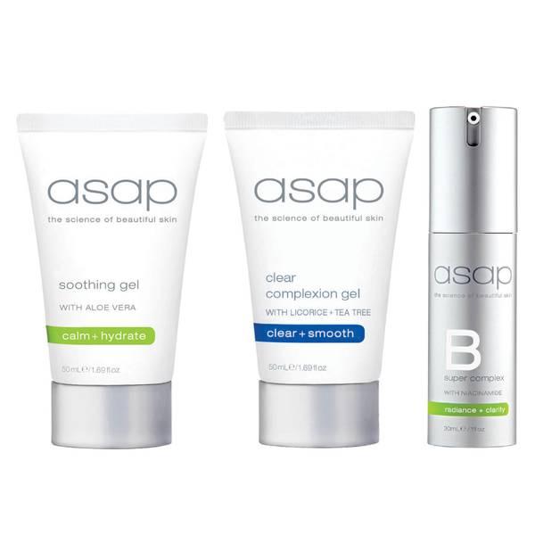asap Clear Skin Facial Bundle