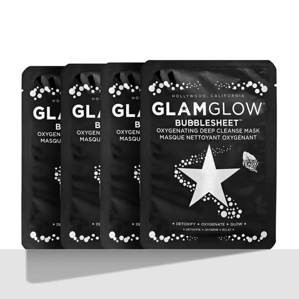 GLAMGLOW Bubblesheet Party Set