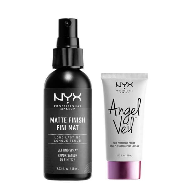 NYX Professional Makeup Silky Matte Prime & Set