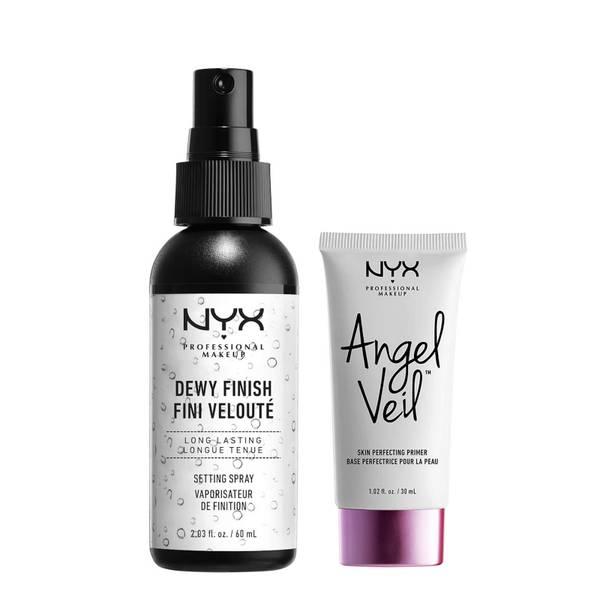 NYX Professional Makeup Silky Dew Prime & Set