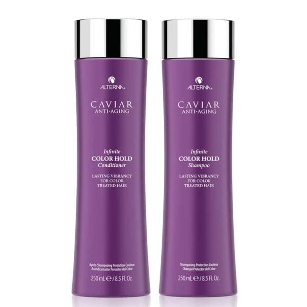 Alterna Caviar Infinite Colour Hold Shampoo and Conditioner Duo 2 x 250ml
