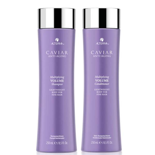 Alterna Caviar Multiplying Volume Shampoo and Conditioner Duo 2 x 250ml