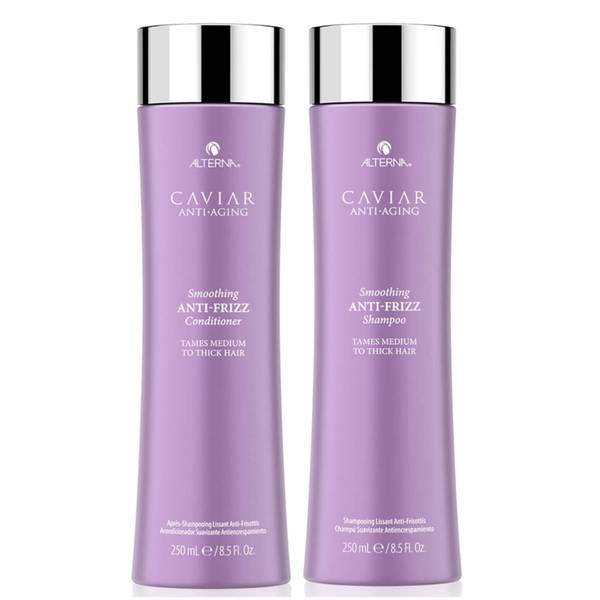 Alterna Caviar Smoothing Anti-Frizz Shampoo and Conditioner Duo 2 x 250ml