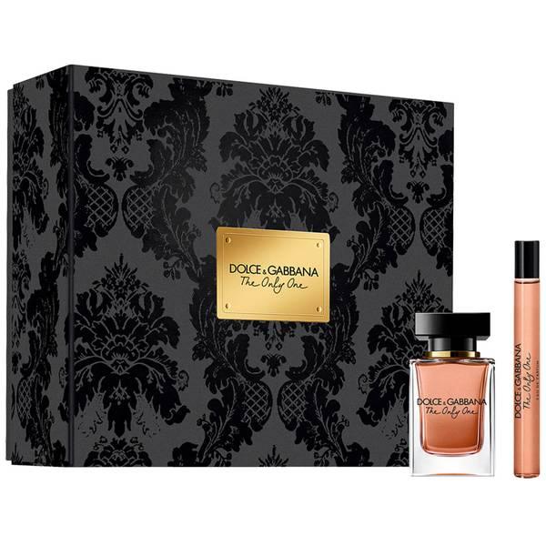 Dolce&Gabbana The Only One Eau de Parfum 50ml et vaporisateur de voyage 10ml ensemble