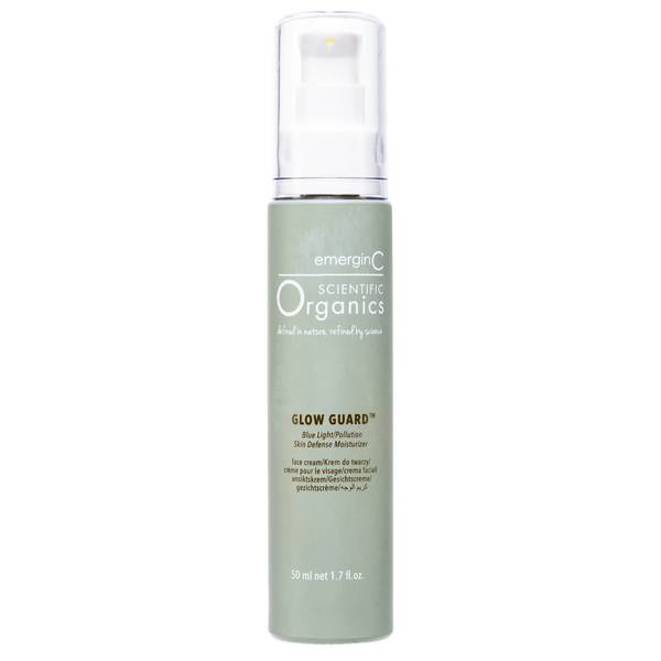 EmerginC Glow Guard Skin Blue Light/Pollution Skin Defence Moisturiser 50ml