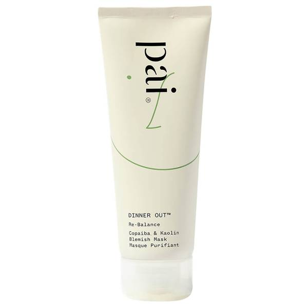 Pai Skincare Dinner Out Copaiba and Kaolin Blemish Mask 75ml
