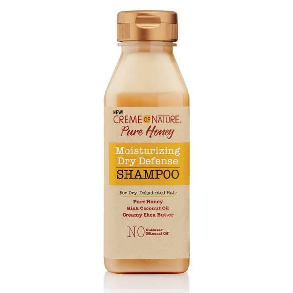 Crème of Nature Pure Honey Moisturizing Dry Defense Shampoo 340ml