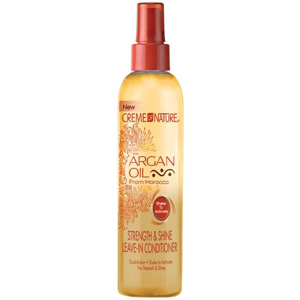 Crème of Nature Argan oil Strength & Shine Leave-in Conditioner 250ml
