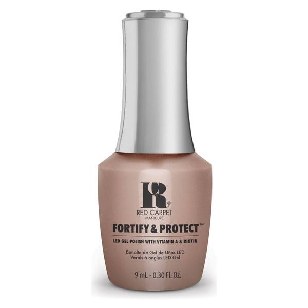 Red Carpet Manicure LED Fortify and Protect Under the Eiffel Gel Polish 9ml