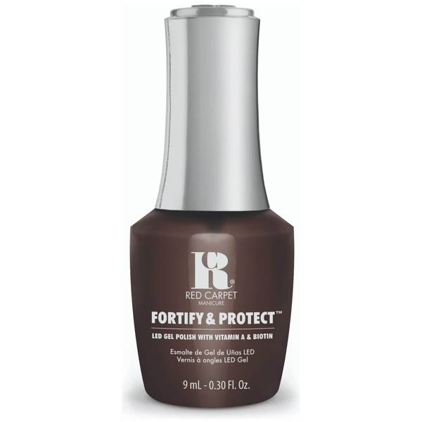 Red Carpet Manicure LED Fortify and Protect Parisian Dreaming Gel Polish 9ml