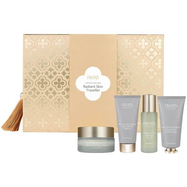 INIKA Radiant Skin Traveller Set