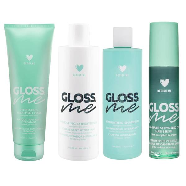 Design.ME Glossy Hydrated Hair Set