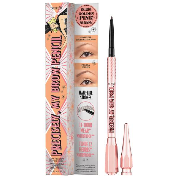 Benefit Rose Gold Precisely My Brow Ultra Fine Shape & Define Pencil Exclusive (Various Shades)
