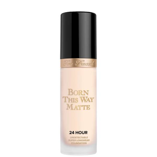 Too Faced Born This Way Matte 24 Hour Long-Wear Foundation 30ml (Various Shades)