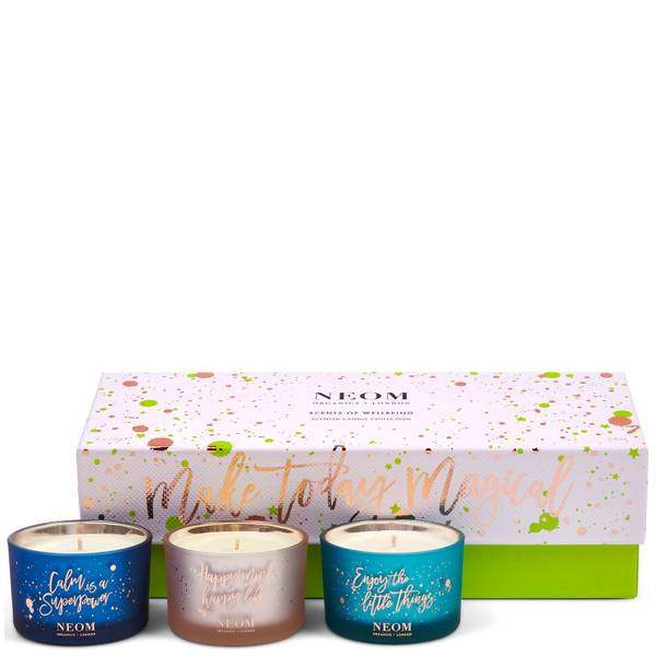 NEOM Scents of Wellbeing Set