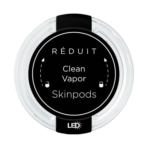 RÉDUIT Skinpods Clean Vapor LED