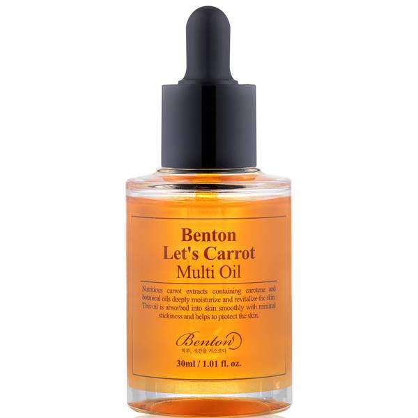 Benton Let's Carrot Multi Oil 30ml