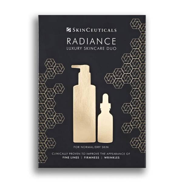 SkinCeuticals Radiance Luxury Skincare Duo (Worth £175.00)