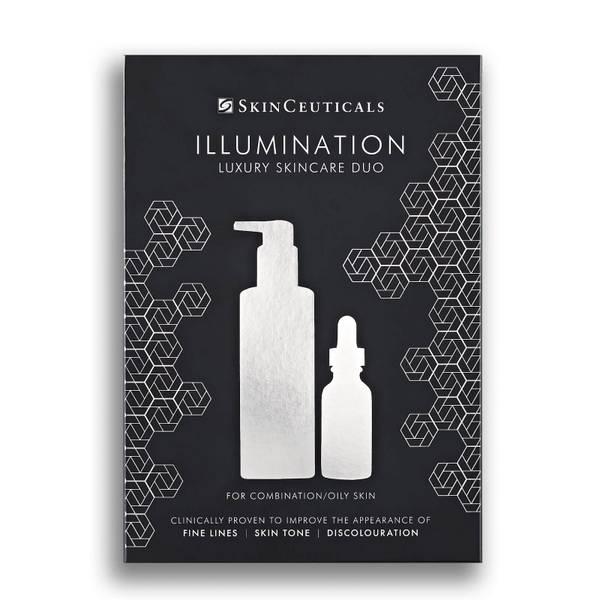SkinCeuticals Illumination Luxury Skincare Duo