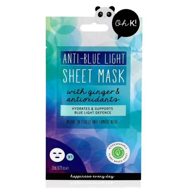 Oh K! Anti Blue Light Sheet Mask 23ml