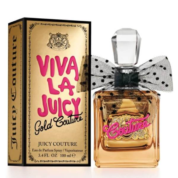 Juicy Couture Viva La Juicy Gold Eau de Parfum (Various Sizes)