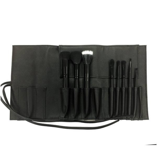 INIKA Brush Roll 6Pc Set