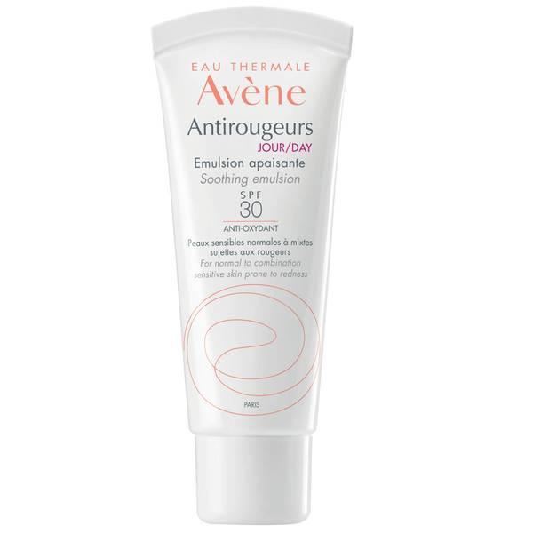 Avène Antirougeurs Day Emulsion SPF30 Moisturiser for Skin Prone to Redness 40ml