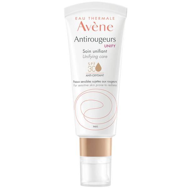 Avène Antirougeurs Unifying SPF30 Tinted Moisturiser for Skin Prone to Redness 40ml