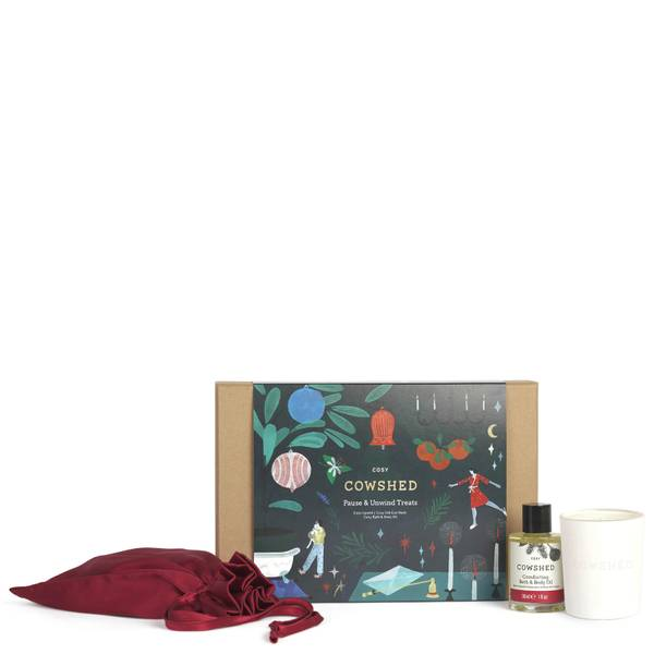 Cowshed Cosy Pause and Unwind Treats (en anglais)