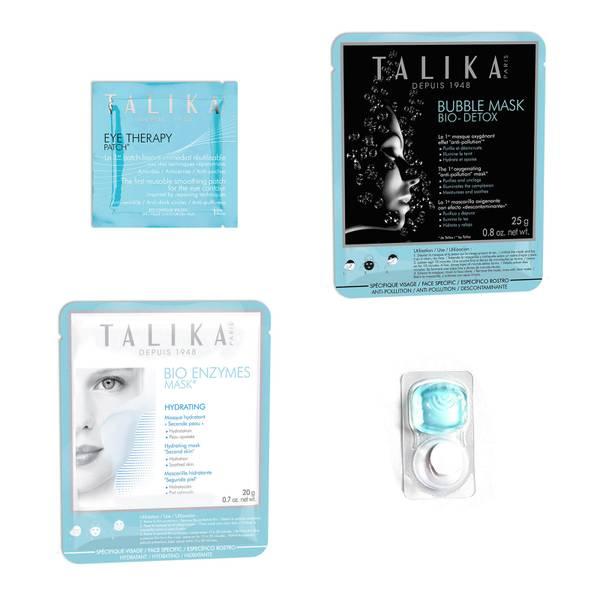 Talika Instant Beauty Kit2020 Instant Regenertion and Instant Detox