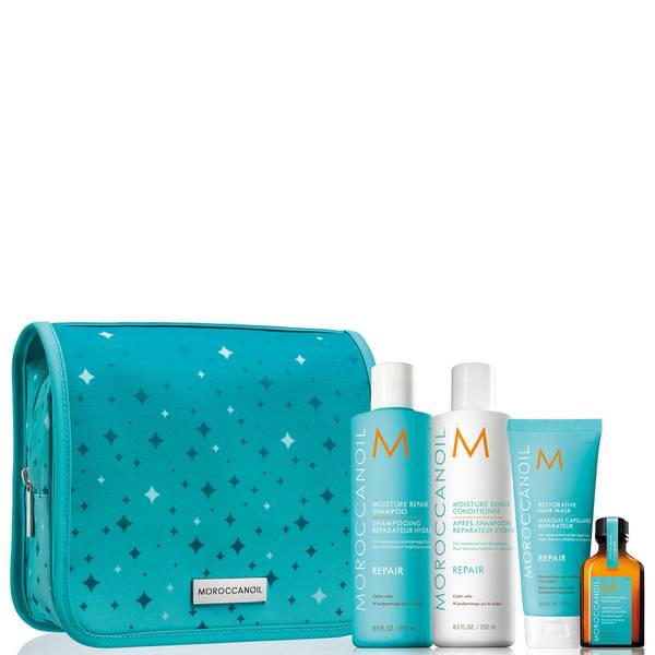 Moroccanoil Repair & Strengthen Collection (Worth £58.70)