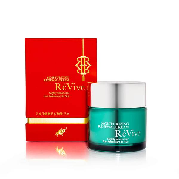 RéVive Chinese New Year Limited Edition Moisturizing Renewal Cream Nightly Retexturizer