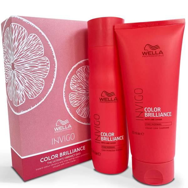 Wella Professionals INVIGO Colour Brilliance Christmas Gift Set