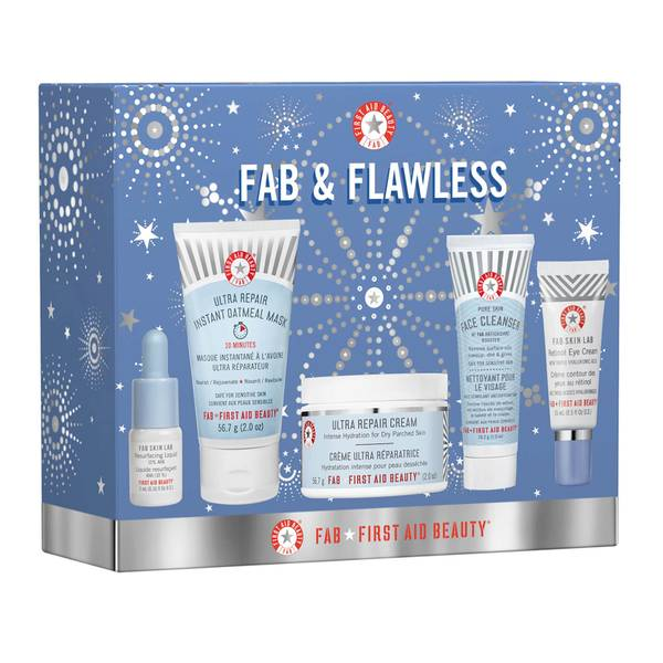 First Aid Beauty FAB Flawless Set