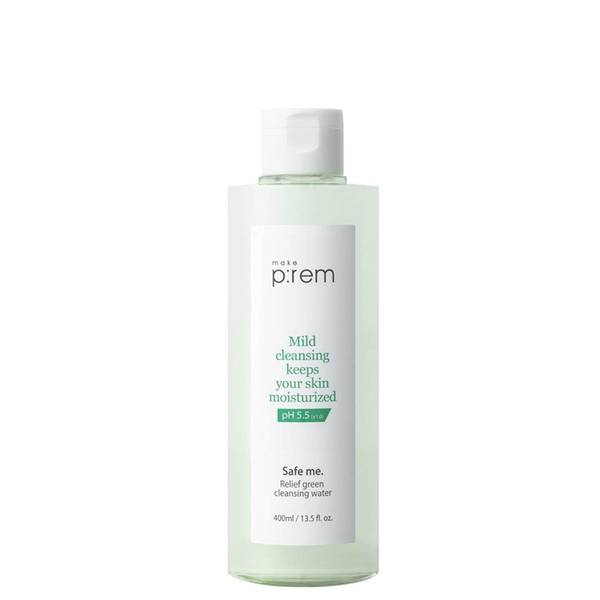 make p:rem Safe Me. Relief Green Cleansing Water 400ml