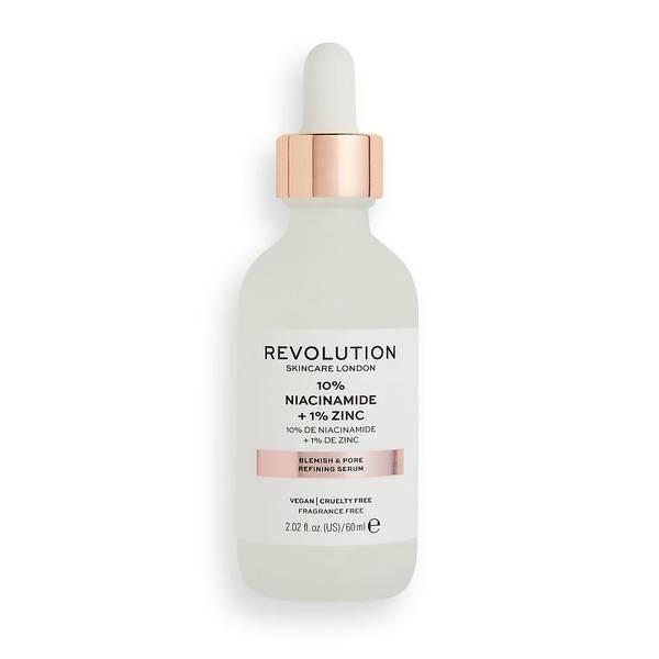 Revolution Skincare 10% Niacinamide + 1% Zinc Blemish & Pore Refining Serum SUPER SIZED