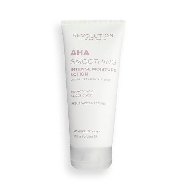 Revolution Body Skincare AHA (Smoothing) Intense Moisture Lotion