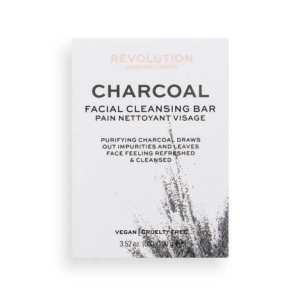 Revolution Skincare Charcoal Cleansing Bar