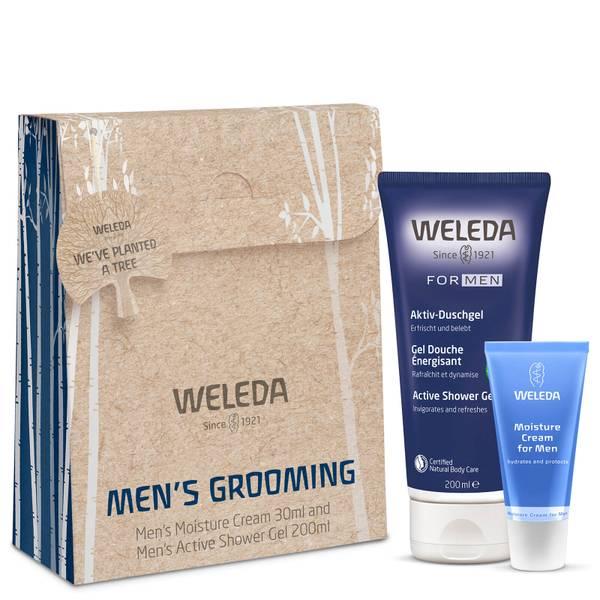 Weleda Men's Grooming Set (Worth £25.90