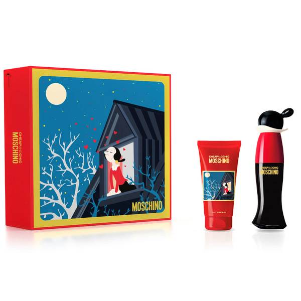 Moschino Cheap & Chic X20 Eau de Toilette 30ml Set