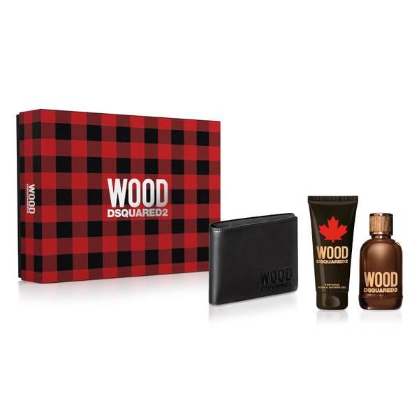 Dsquared2 Wood Pour Homme X20 Eau de Toilette 100ml Set