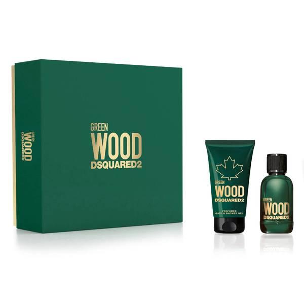 Dsquared2 Green Wood X20 Eau de Toilette 30ml Set