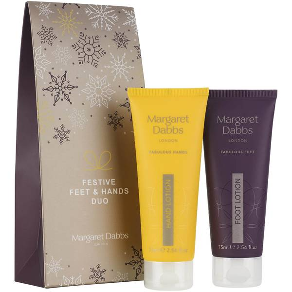 Margaret Dabbs London Festive Feet and Hands Duo (Worth £28.00)