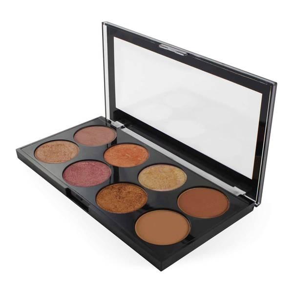 Revolution Beauty Ultra Palette Golden Sugar 2 - Blush, Bronze & Highlight